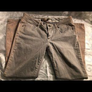 Paige Denim Venice Gray Wash Jeans Size 27